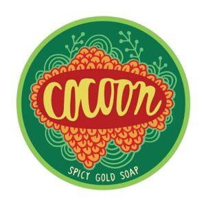Cocoon aranyporos-fűszeres natúr szappan
