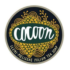 Cocoon elemi-citromfű tea szappan shea vajjal