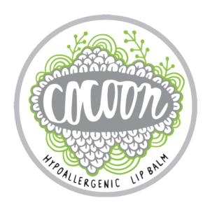 Cocoon hipoallergén ajakbalzsam - illóolaj-mentes