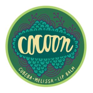 Cocoon Cubeba kakaó-sárgabarack ajakbalzsam