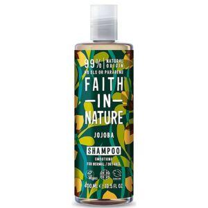 Faith in Nature natúr jojoba sampon - parabén- és SLS-mentes