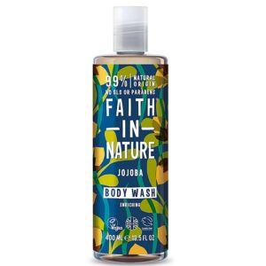 Faith in Nature natúr jojoba tusfürdő - parabén- és SLS-mentes
