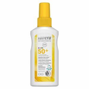 Lavera fizikai fényvédő naptej babáknak, gyerekeknek 50 faktoros