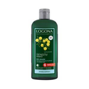 Logona akácvirág bőrnyugtató natúr sampon viszkető fejbőrre