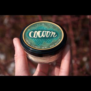 Cocoon Cubeba kókusz-kender testvaj kakaóvajjal - 50 ml
