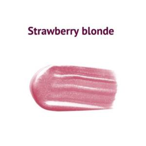 Glamoriginal natúr, vegán, kőolajmentes szájfény - Strawberry Blonde - 7 ml