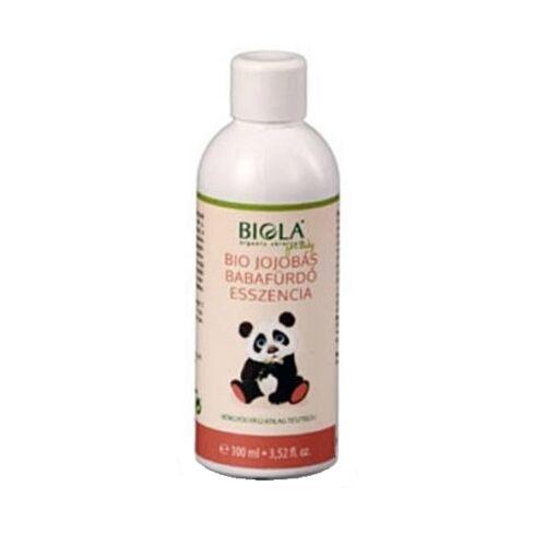Biola bio jojoba baba natúr fürdőesszencia cédrussal és levendulával - 100 ml