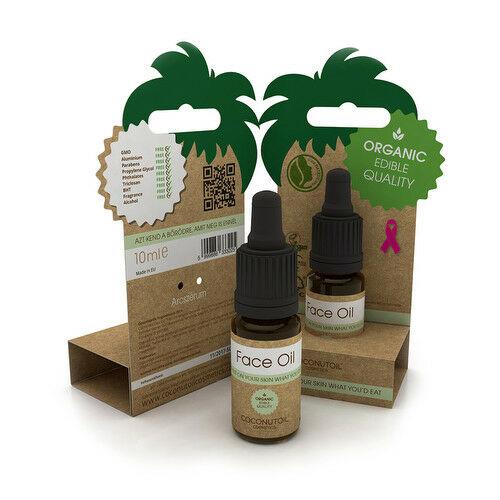 Coconutoil arcápoló szérum érett bőrre - 10 ml