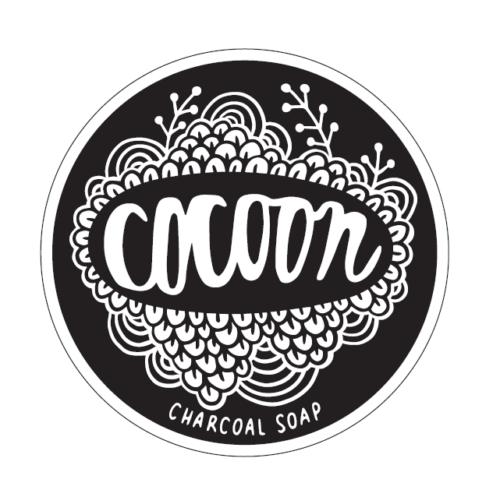 Cocoon citrus szénszappan - 100 g