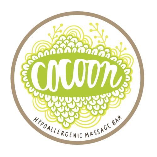 Cocoon hipoallergén masszázstömb - illóolaj-mentes