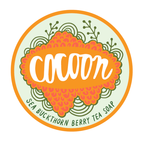 Cocoon homoktövis-grapefruit natúr szappan