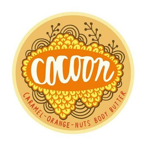 Cocoon Karamell-Narancs Testvaj - nagy kiszerelés