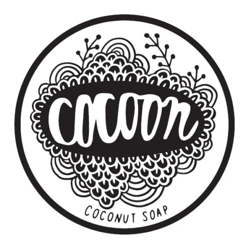 Cocoon kókusz natúr habszappan - illóolaj-mentes