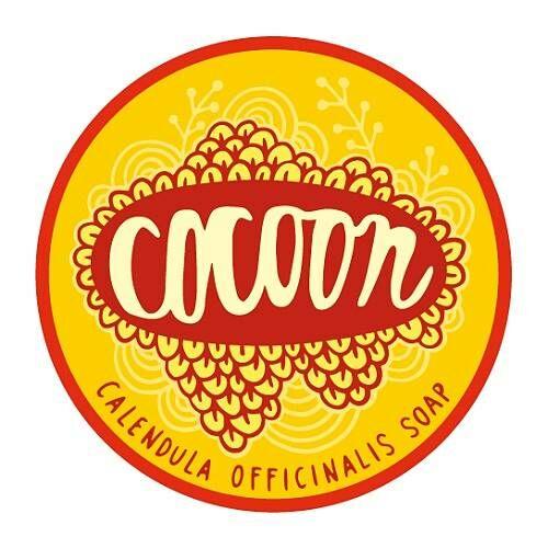Cocoon körömvirág shea vaj-kakaóvaj szappan - irritált, érzékeny bőrre