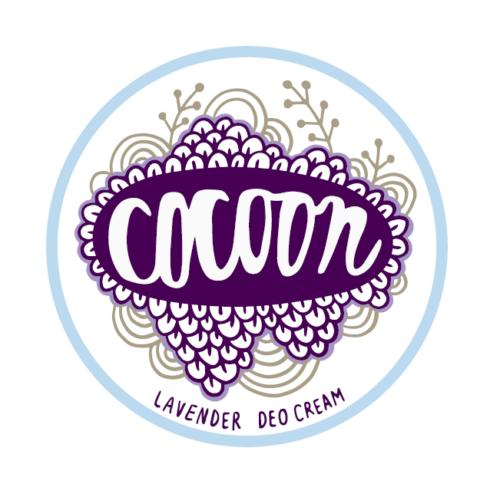 Cocoon levendula-méhviasz deokrém - 20 ml - alumíniummentes