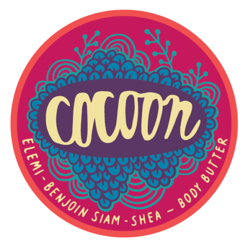 Cocoon Elemi-Benjoin shea-kakaó testvaj szőlőmagolajjal