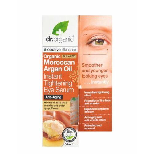 Dr. Organic bio marokkói argán olaj szemkörnyék feszesítő szérum - 30 ml