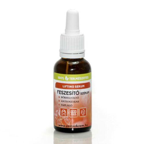 Eszterkrém Anti-age feszesítő olajszérum antioxidánsokkal - 30 ml