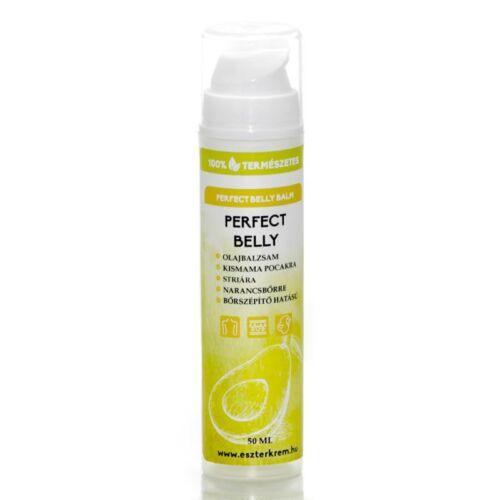 Eszterkrém perfect belly stria elleni natúr balzsam