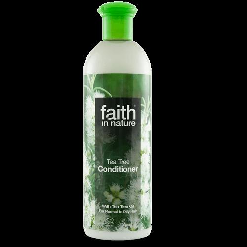 Faith in Nature teafaolajos natúr hajkondícionáló - 250 ml