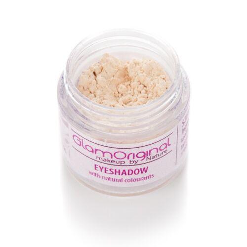 Glamoriginal natúr, vegán por állagú szemhéjpúder - Creamy Cream