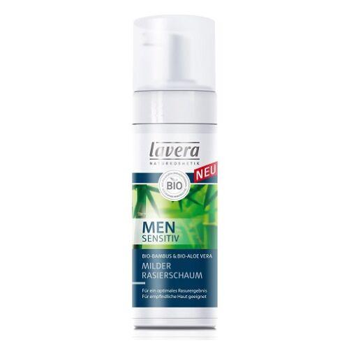 Lavera men sensitive borotválkozó hab aloe verával - 150 ml
