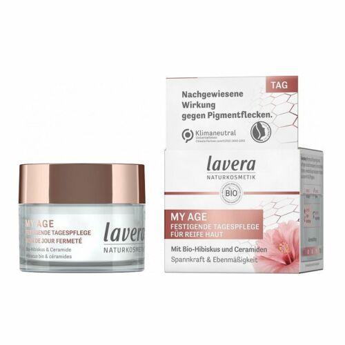 Lavera My Age nappali ránctalanító krém pigmentált bőrre