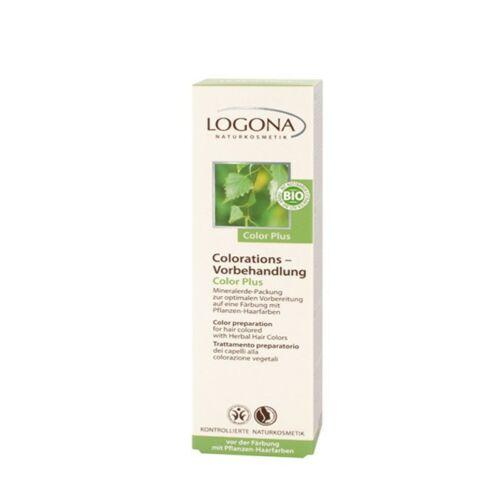 Logona color plus hajfestés előtt hajpakolás: az optimális színért - 150 ml