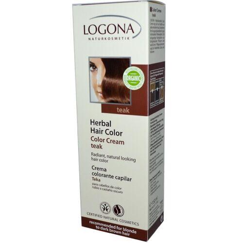 Logona növényi krémhajfesték tölgy - 150 ml