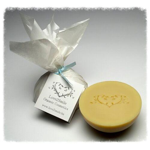 Love2Smile olívaolaj szappan kakaóvajjal