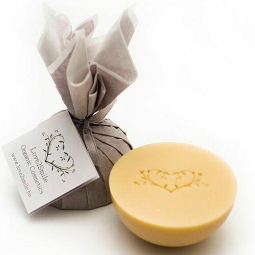 Love2Smile Teafaolaj natúr test- és hajmosó szappan- 125g