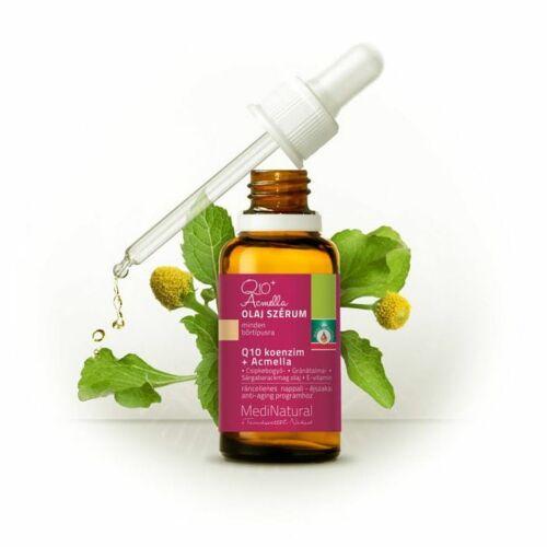 Medinatural ránctalanító Q10 olaj szérum - 30 ml