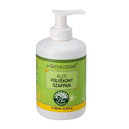 Naturissimo aloe vera natúr folyékony szappan