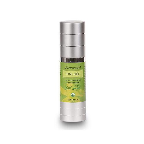 Naturissimo tini gél biotin E-vitaminnal mitesszeres bőrre - 30 ml