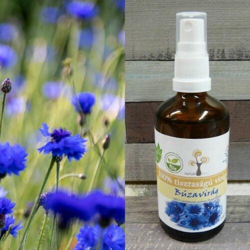 Naturpolc Bio búzavirágvíz spray - 100 ml