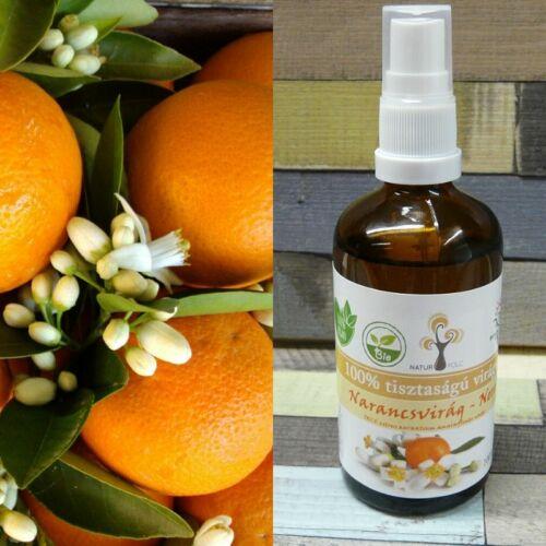 Naturpolc Bio narancsvirág (neroli) spray - 100 ml