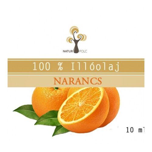 Naturpolc édes narancs illóolaj
