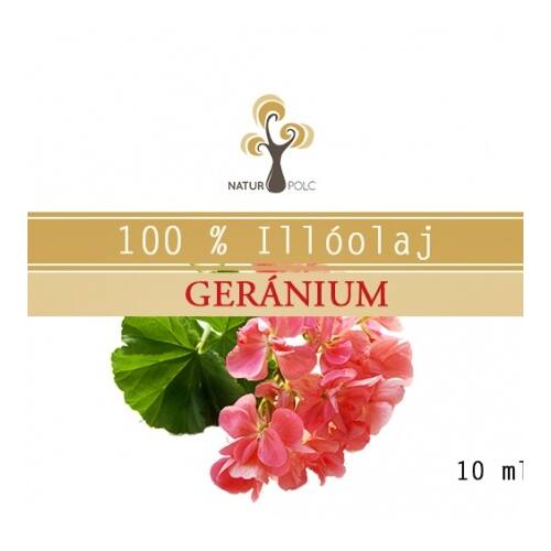Naturpolc geránium illóolaj