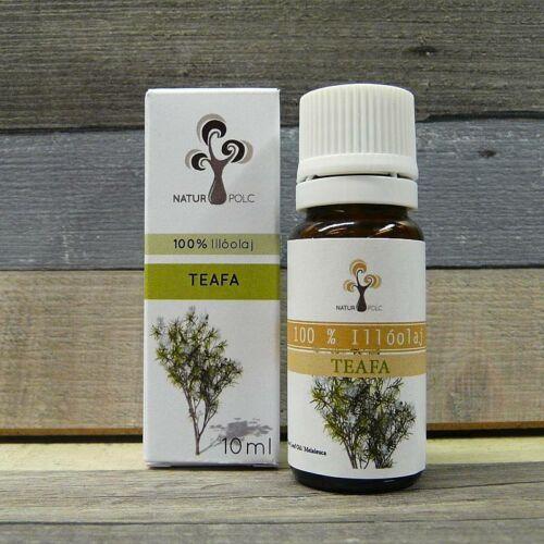 Naturpolc teafa természetes illóolaj nagy kiszerelés