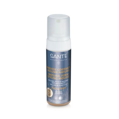 Sante természetes hajformázó hab selyemproteinnel - 150 ml