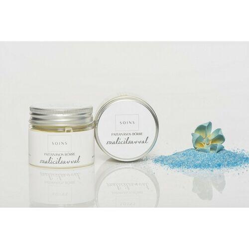 Soins natúr pattanás elleni krém szalicil-savval