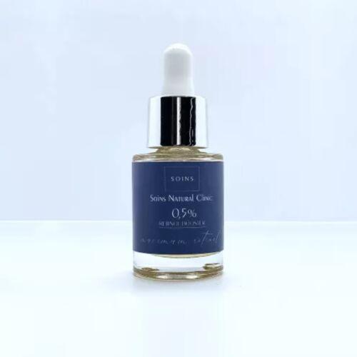 Soins ránctalanító 0,5% retinol szérum (olajbázisú)