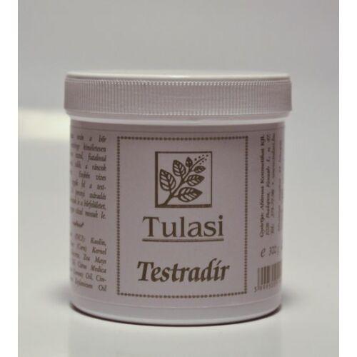Tulasi natúr testradír fahéjjal és kaolinnal - 250 g