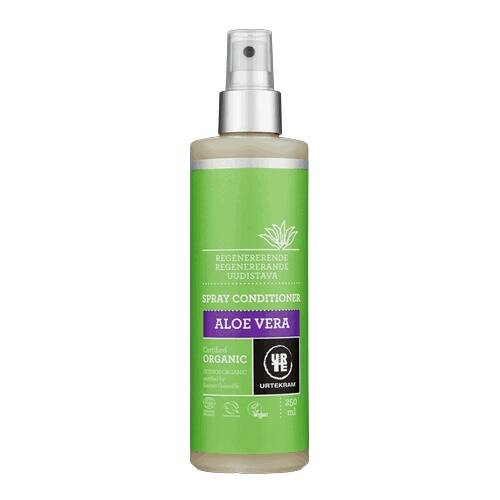Urtekram aloe-vera hajbalzsam spray károsodott hajra - 250 ml