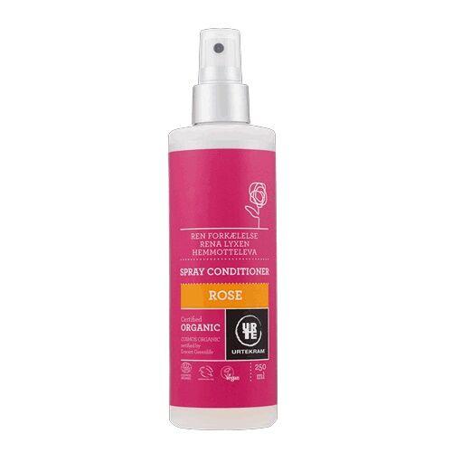 Urtekram bio rózsás hajbalzsam spray hialuronsavval - 250 ml