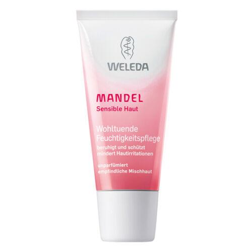 Weleda mandula hidratáló arcápoló krém szilvamagolajjal száraz bőrre