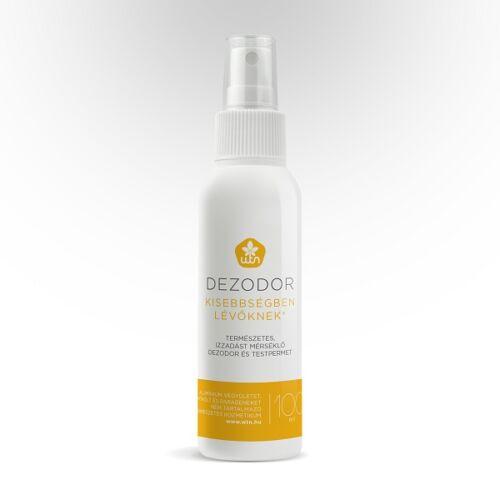 Wise Tree Naturals natúr alumínium-mentes dezodor túlzott izzadás ellen