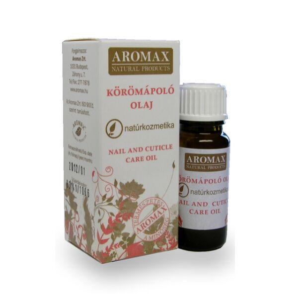 Aromax szőlőlmag és teafaolajos körömápoló olaj
