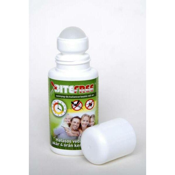 Bitefree szúnyog- és kullancsriasztó roll-on