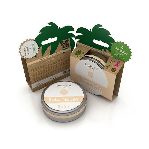 Coconutoil baba natúr popsikrém - 100 ml